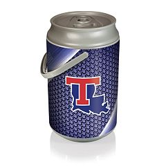 Picnic Time Louisiana Tech Bulldogs Mega Can Cooler
