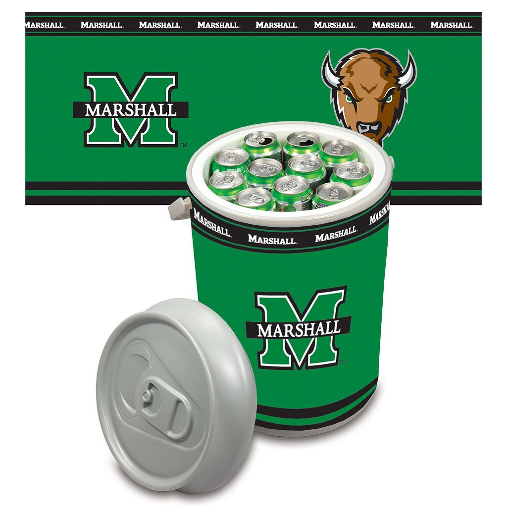 Picnic Time Marshall Thundering Herd Mega Can Cooler