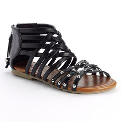 Candie's Gladiator Sandals - Girls