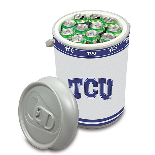Picnic Time TCU Horned Frogs Mega Can Cooler