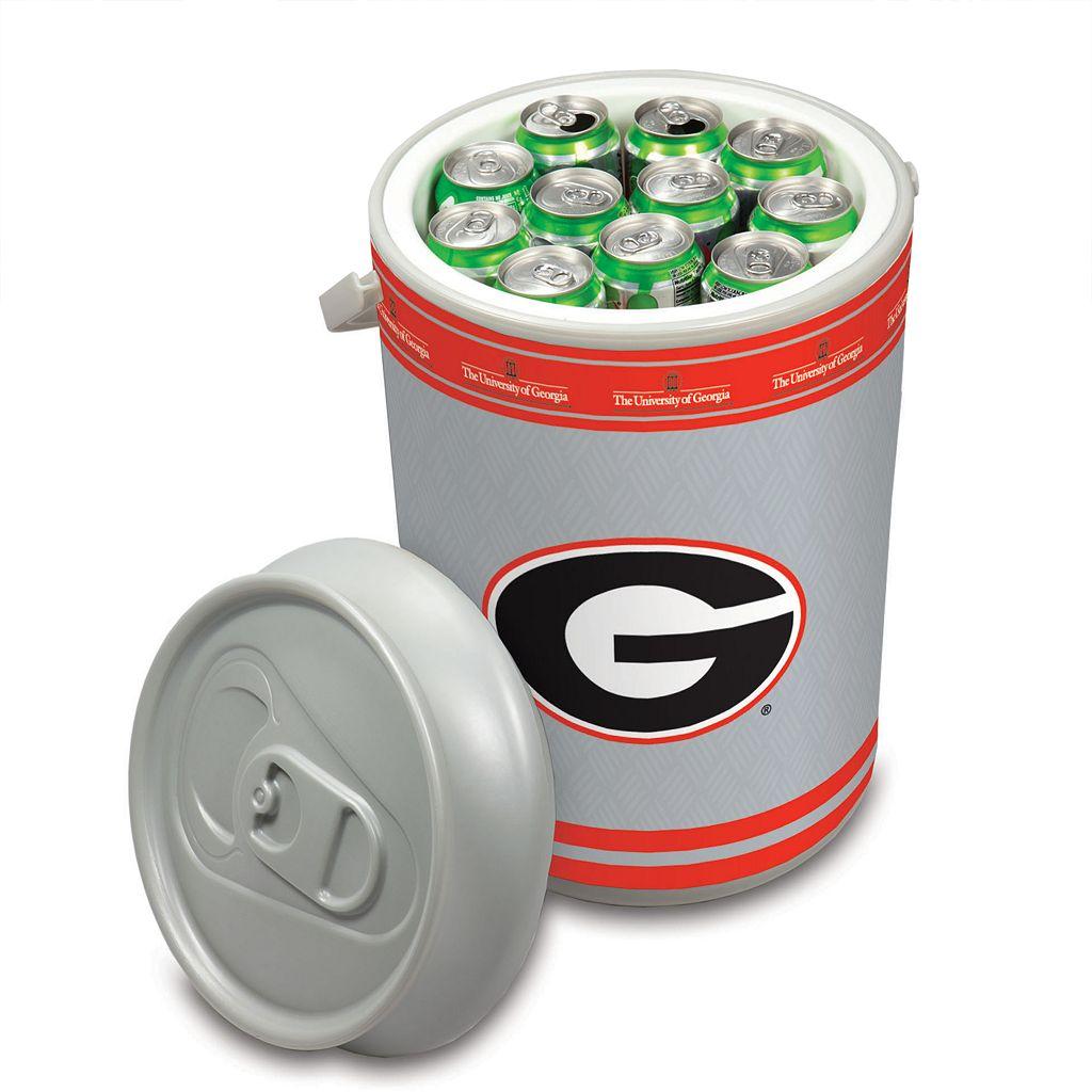 Picnic Time Georgia Bulldogs Mega Can Cooler