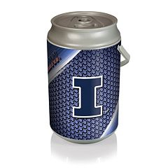 Picnic Time Illinois Fighting Illini Mega Can Cooler
