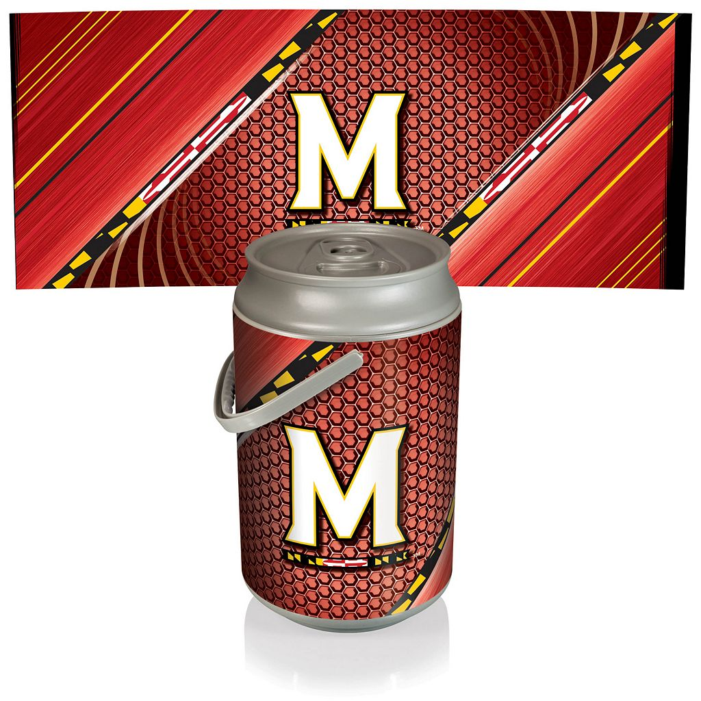 Picnic Time Maryland Terrapins Mega Can Cooler