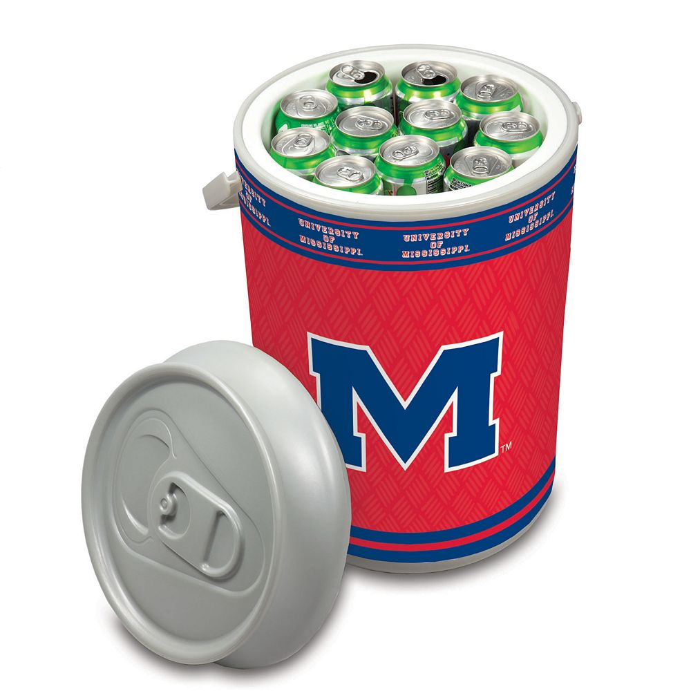 Picnic Time Ole Miss Rebels Mega Can Cooler