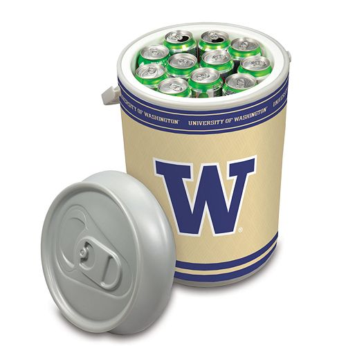 Picnic Time Washington Huskies Mega Can Cooler