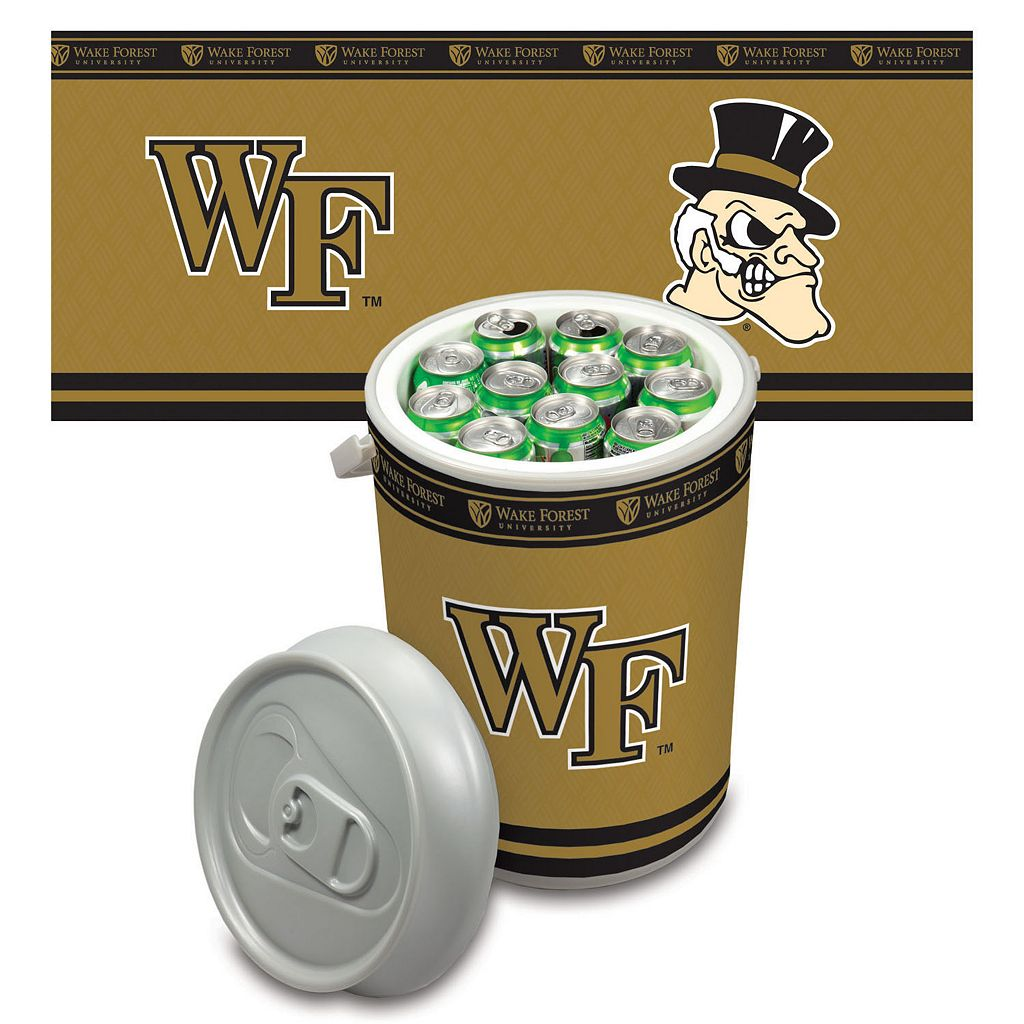 Picnic Time Wake Forest Demon Deacons Mega Can Cooler