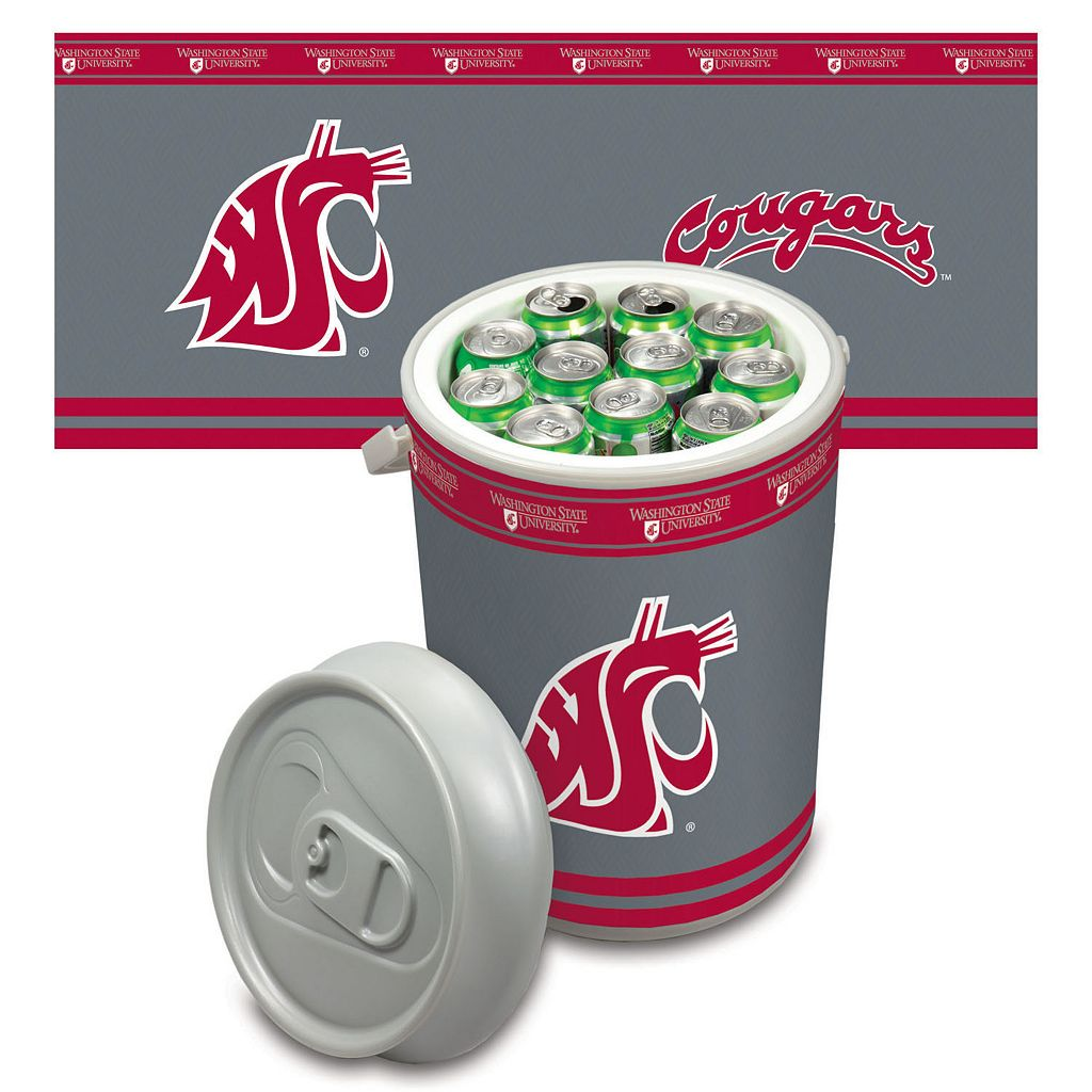 Picnic Time Washington State Cougars Mega Can Cooler