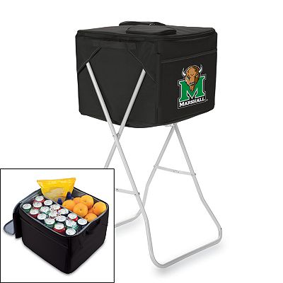 Picnic Time Marshall Thundering Herd Party Cube