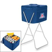 Picnic Time Arizona Wildcats Party Cube