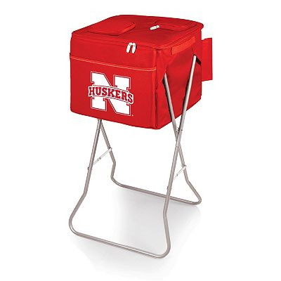 Picnic Time Nebraska Cornhuskers Party Cube