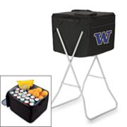 Picnic Time Washington Huskies Party Cube