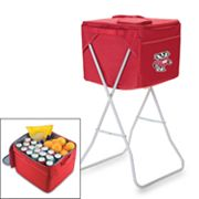 Picnic Time Wisconsin Badgers Party Cube