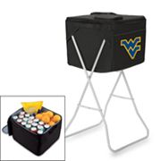 Picnic Time West Virginia Mountaineers Party Cube