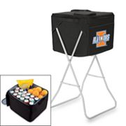 Picnic Time Illinois Fighting Illini Party Cube