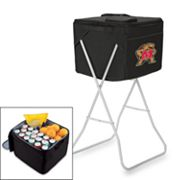 Picnic Time Maryland Terrapins Party Cube