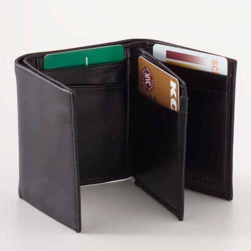 Croft & Barrow® Slim-Pocket Trifold Wallet