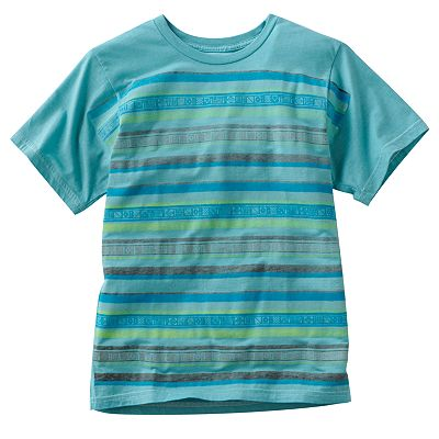 Hang Ten Coronado Striped Tee