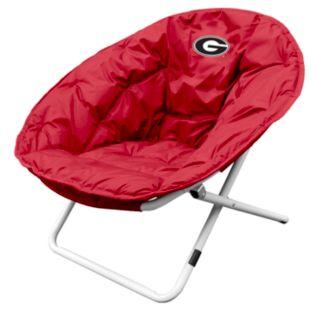 Georgia Bulldogs Sphere Chair
