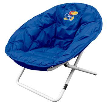 Kansas Jayhawks Sphere Chair