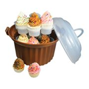 Fox Run Chocolate Cupcake Carousel