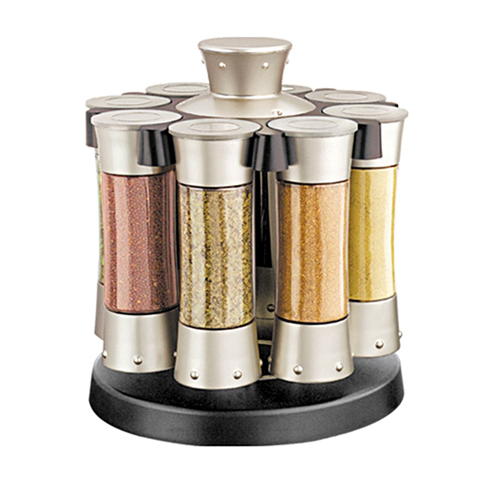 KitchenArt Gourmet Series Spice Carousel