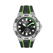 Citizen Eco-Drive Stainless Steel Dive Watch - BN0090-01E - Men