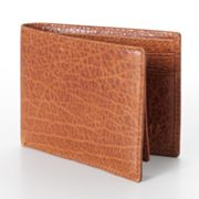 Rolfs Tumbled Leather Bifold Wallet