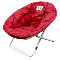 Wisconsin Badgers Sphere Chair
