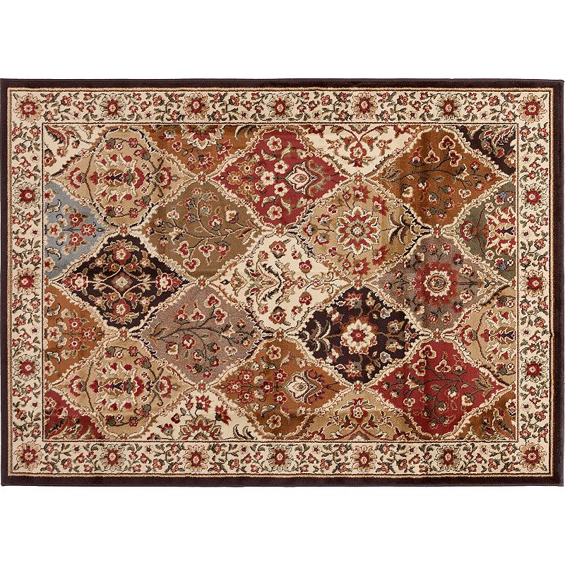 Home Traditional Area Rug Kohl S