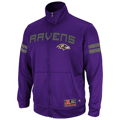 Baltimore Ravens Tailgate Time II Full-Zip Fleece