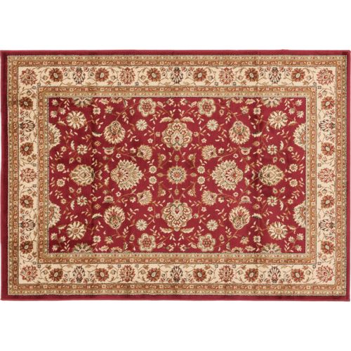 KHL Rugs Traditional Floral Rug - 5' x 7'