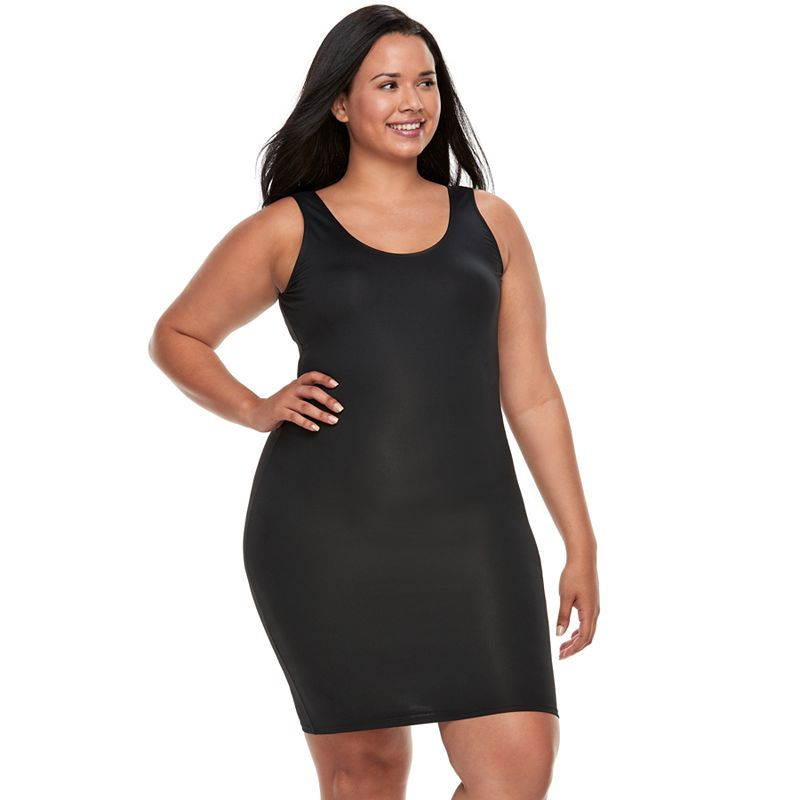 ASSETS Red Hot Label by Spanx Sleek Slimmers Tank Slip - Women's Plus