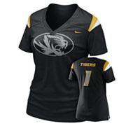 Nike Missouri Tigers Dri-FIT Football Replica Tee
