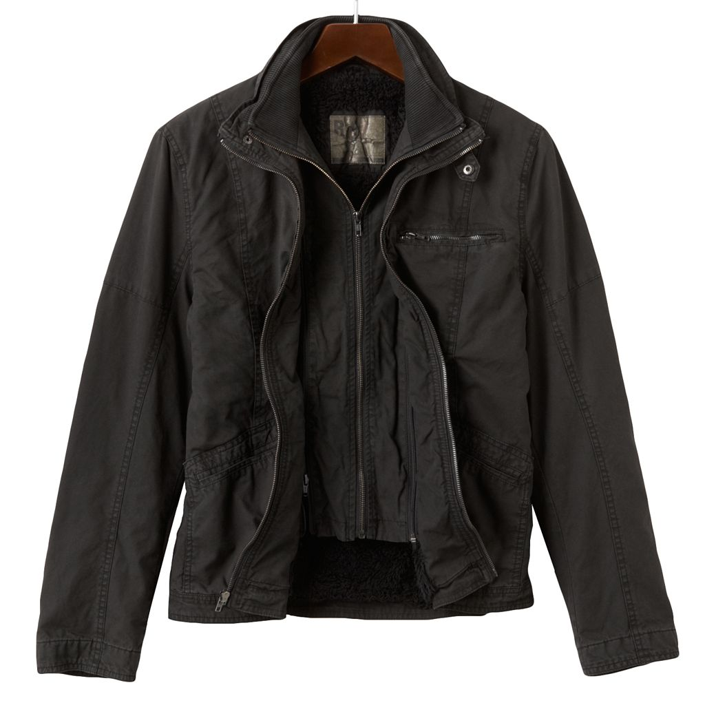 Men's R&O Ottoman Jacket