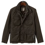 R and O Bibbed 4-Pocket Jacket - Men