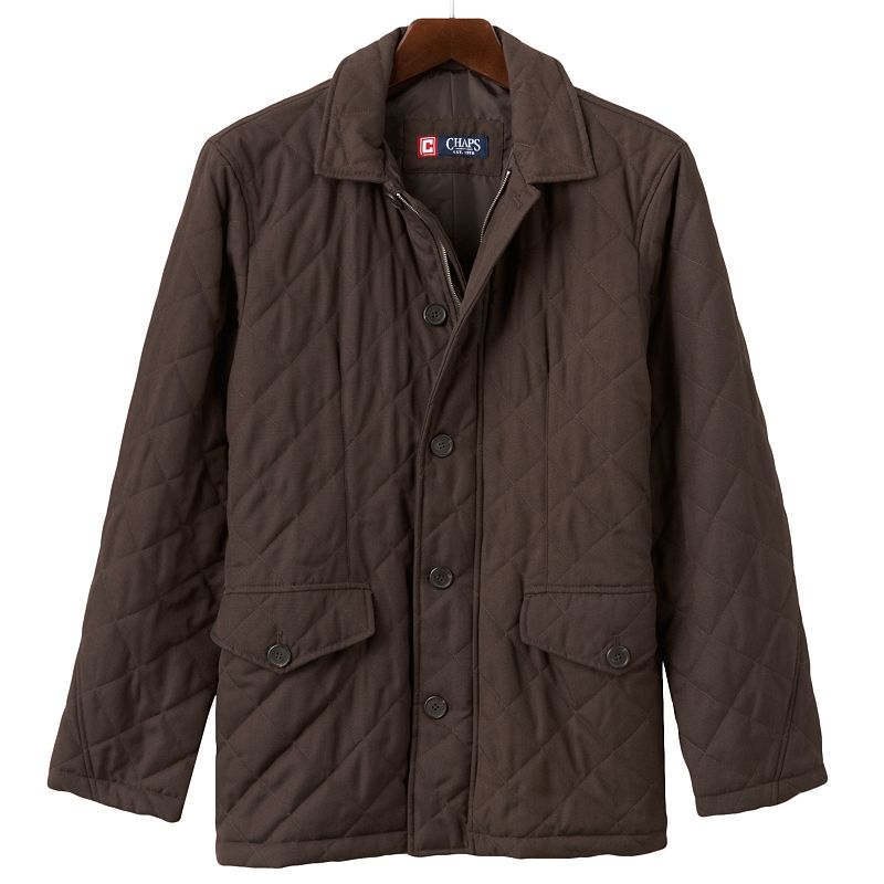 Men's Chaps Quilted Jacket