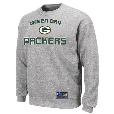 Majestic Green Bay Packers Classic Heavyweight IV Sweatshirt