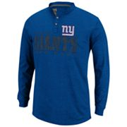 New York Giants BSD Henley II