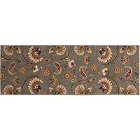 KHL Rugs Transitional Floral Rug Runner - 31