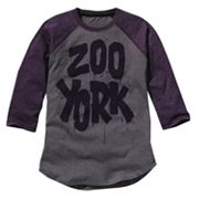 Zoo York Painterrific Raglan Tee