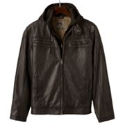 R and O Hooded Jacket - Men