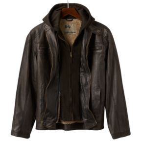 Men's R and O Hooded Jacket