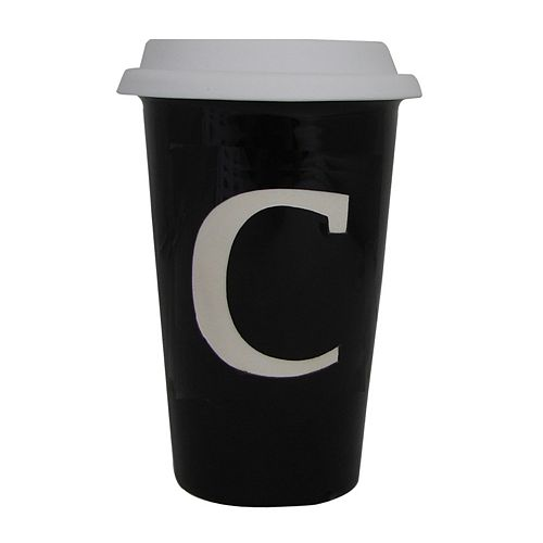 St. Nicholas Square® Monogram Thermal Mug