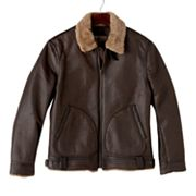 R and O Faux-Shearling Jacket - Men