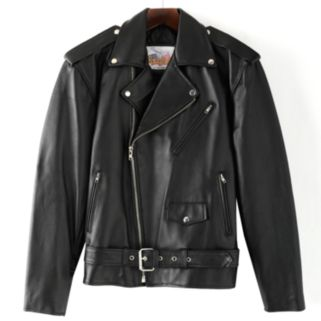 Excelled Leather Motorcycle Jacket - Big and Tall