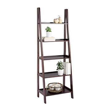 Victory Land 5-Tier Bookshelf
