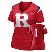 Nike Rutgers Scarlet Knights Dri-FIT Football Replica Tee
