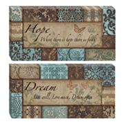 Head West 2-pc. Hope - Dream Wall Art Set
