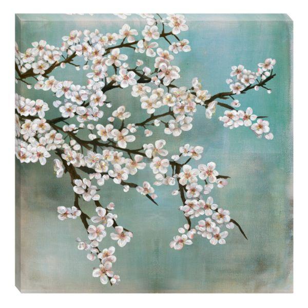 .com Home Classics Home Classics Cherry Blossom Fabric Shower Curtain ...
