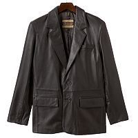 Men's Excelled Leather Blazer Jacket